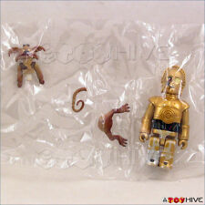 Kubrick Medicom Toy Star Wars C-3PO with Salacious Crumb DX series 1