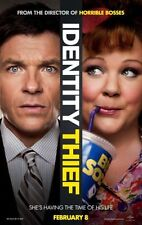 IDENTITY THIEF -2013- orig 27x40 D/S Movie Poster- MELISSA MCCARTHY- Adv of both