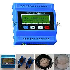TUF-2000M-TS-2 (DN15~DN100mm) Ultrasonic Flow/Heat Module Flow Meter Flowmeter