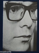 """3.5 x 5"""" clipframe with vintage photo cutting of CLIFF RICHARD 1970"""