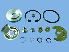 Volvo S80 T6/XC 90 T6 Bi Turbo charger TD03-08G Repair Rebuild Service Kit Major