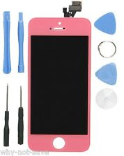 Glass LCD Digitizer Screen assembly full display replacement part for Iphone 5