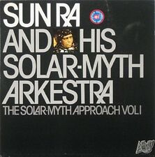 SUN RA & Hhis Solar-Myth Arkestra – The Solar-Myth Approach Vol 1. UK LP