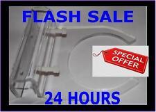 """Adjustable 4"""" Filter Sock Holder Aquarium fish tank refugium sump wet dry"""