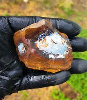 Australian Boulder Opal 100% Natural + Video