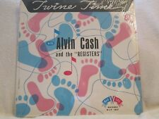 ALVIN CASH and the REGISTERS ORG '65 R&B/SOUL TWINE TIME MONO SEALED! TOPS!