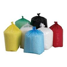 More details for large strong plastic polythene bin liners bags sacks 18 x 29 x 39 refuse rubbish