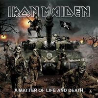 Iron Maiden A Matter Of Life And Death CD NEW 2006