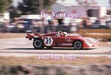 ROLF STOMMELEN ALFA ROMEO T33/TT/3 SEBRING 12 H 1972 foto 1