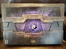 Mac PC StarCraft 2: Heart Of The Swarm Collector's Edition - Excellent Condition