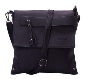 dariya® Freizeit Umhängetasche / Crossbody Tasche mit Überschlag