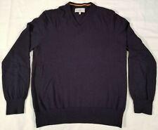 Jack Spade V-Neck Sweater Men's Large