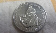 """Vintage 1974  Doubloon: KREWE of RHEA MAGNA MATER~ """"Let us tell you a story"""""""
