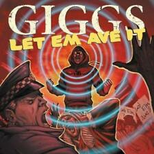 Giggs - Let Em Ave It (NEW CD)