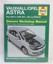 Paper Astra Haynes Car Manuals and Literature