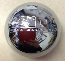 "Devno Aftermarket Chrome Wheel Center Cap DV008 2.625"" Inner Diameter"