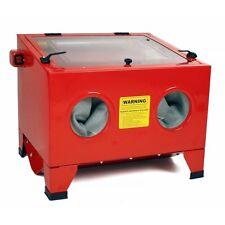 25 Gal 80PSI Abrasive Bench Top Sand Blaster Cabinet