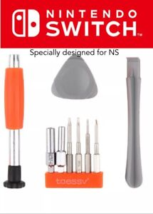 Open Repair Tool Kit Screwdriver Set for Nintendo Switch N64 Xbox 360 One
