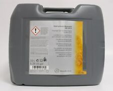 20L Genuine Mercedes Benz 5W40 Engine Oil MB 229.5 Full Synthetic - petrol
