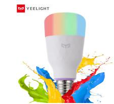 [ English Version ] Yeelight Smart LED Bulb 1s Colorful 800 Lumens 8.5W E27 For