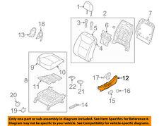 KIA OEM 11-15 Sorento Driver Seat-Outer Cover Left 881601U020VA