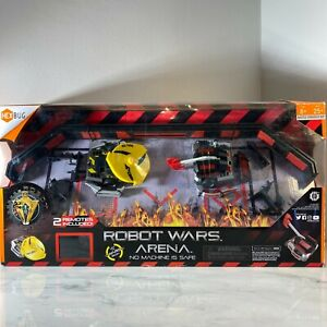 Hexbug Robot Wars Arena Inc 2 Bots