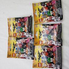 5 LEGO Batman Movie Series 1 Mini Figures Blind Mystery Bags Minifigures SEALED