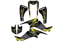 LTZ 400 03-08 GRAPHIC KIT SUZUKI LTZ 400 STICKER Z400 DECal ltz400 2003 to 2008