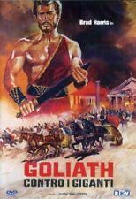 Dvd Goliath Contro i Giganti  - (1964) *** Contenuti Extra *** ......NUOVO