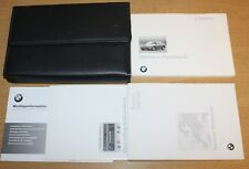 BMW 5 Series E39 Saloon Touring MANUALE MANUALE Wallet 1995-2000 Pack 3961