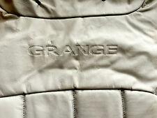 NOS Holden HSV WH Grange Left Upper Seat Trims Covers Beige Leather