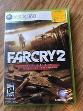 Far Cry 2 (Microsoft Xbox 360, 2008) Cib Game H3