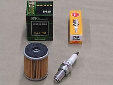 2000-2006 Yamaha TTR250 Tune Up Kit Oil Filter Spark Plug 00-06 T3