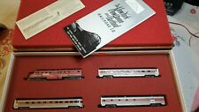 """Con-Cor 8405 N Scale New Haven """"The Cranberry"""" Limited Edition Set NIB"""