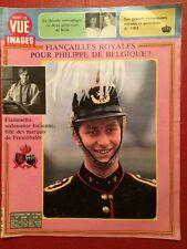 Point de Vue 1984 - Fiancailles Philippe Belgique et Fiammetta? Princesses Kent
