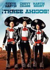 """THREE AMIGOS (1986)"" Comedy BLURAY 2011 CHEVY CHASE, STEVE MARTIN, MARTIN SHORT"