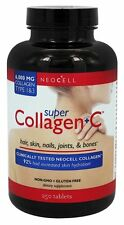Neocell Super Collagen + C Type 1 & 3 - 6000 Mg - 250 Tablets -MADE IN USA