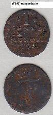 Waldeck. Friedrich, 1 Pfennig 1797 Weing. 783 (T933)  stampsdealer