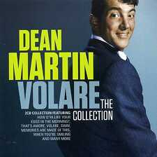 DEAN MARTIN - VOLARE - THE COLLECTION - 2 CDS - NEW!!