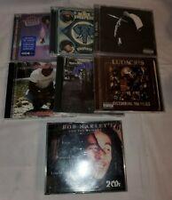 Lot of 7 Rap/ R & B Ti, Outkast, Ludacrus, Black Eyed Peas +