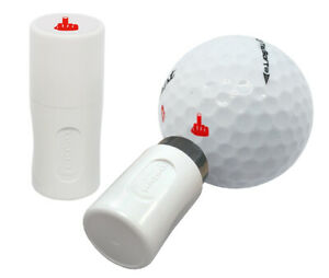 FINGER - ASBRI GOLF BALL STAMPER, GOLF BALL MARKER - GOLF GIFT OR PRIZE