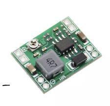 4 PCS Mini DC-DC Buck Converter 3A Power Adjustable Step Down Voltage Regulator