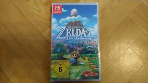 The Legend Of Zelda: Links Awakening (Nintendo Switch, 2019)