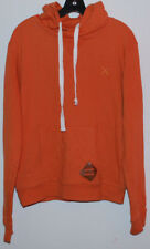 Criminal Damage Hoodie Adult Medium Unisex Orange Twisted Heritage Sweatshirt