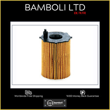 Bamboli Oil Filter For Alfa Romeo Mi̇to 0.9 Twin Air 55224598