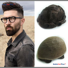 Breathable Wig Hair System Hair Replacement Mens Wig Hairpieces Noblehairplus