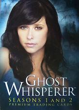Ghost Whisperer Seasons 1 & 2 Trading Card Basic Set
