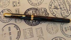 Parker Premier Fountain pen 14kts gold nib