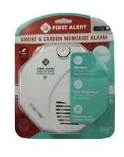 First Alert - Z-Wave Smoke and Carbon Monoxide Detector 1038907 New!