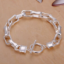 NEW 925 Sterling Silver Plated Fashion Bracelet